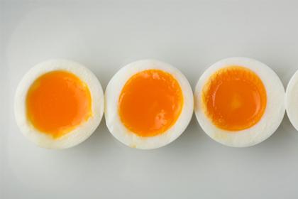 卵 時間 半熟