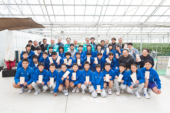 香川の小学校跡地が生まれ変わった!「がっこうのイチゴ園 財田上」クボタ とスマート農業、地域再生の新しい形