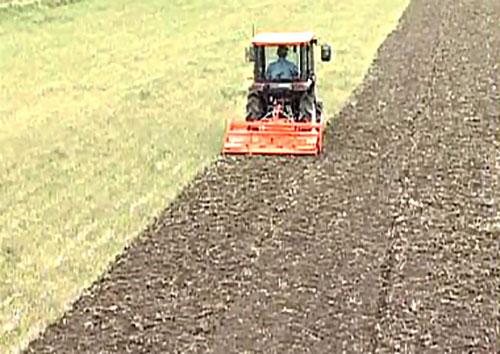 トラクター 耕し 方 図解